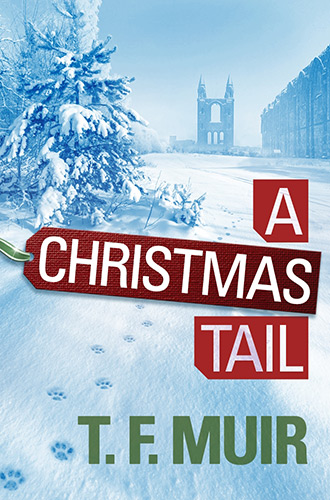 A Christmas Tail book cover
