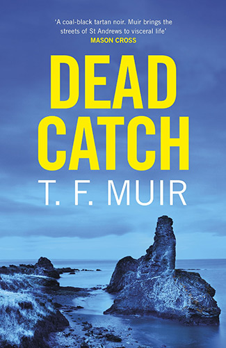 Dead Catch book cover