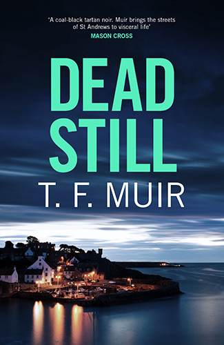 Dead Still book cover