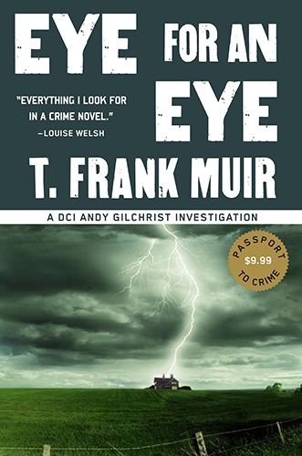 Eye for an Eye US cover