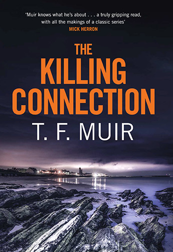 The Killing Connection book cover