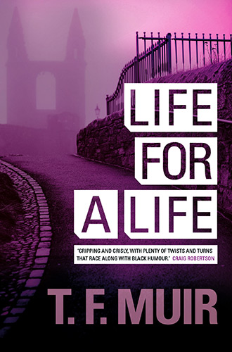 Life for a Life book cover