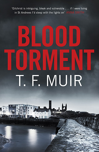 Blood Torment book cover