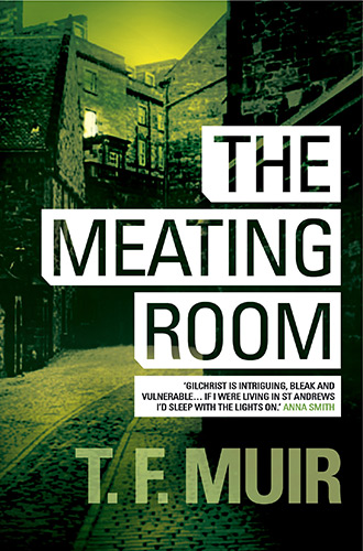 The Meating Room book cover